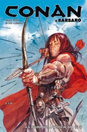 Panini Fantasy presenta: Conan Il Barbaro 1 – La Regina della costa nera n.1 (1 di 2)