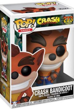 Copertina di Crash Bandicoot – Crash Bandicoot – Funko Pop 273