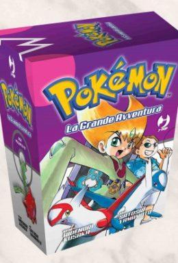 Copertina di Pokemon – La Grande Avventura Box n.4