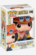 Portgas. D. Ace – One Piece – Funko Pop 100
