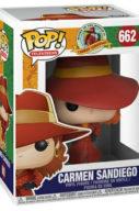 Carmen Sandiego – Where in the World is Carmen Sandiego? – Funko Pop 662