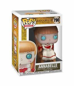 Copertina di Annabelle – Annabelle Comes Home – Funko Pop 790