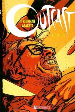 Copertina di Outcast – Il Reietto n.11