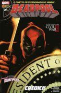Deadpool 80 – Deadpool n.21