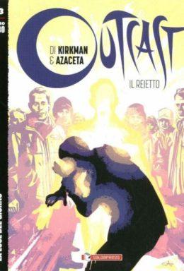 Copertina di Outcast – Il Reietto n.13