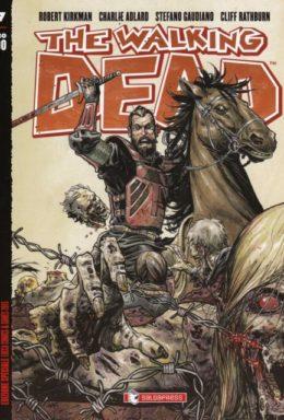 Copertina di The Walking Dead pack Edizione Speciale Lucca Comics 2016 (contiene numeri 37,40,41)