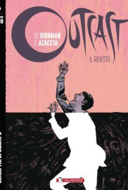 Copertina di Outcast – Il Reietto n.9