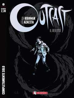 Copertina di Outcast – Il Reietto n.8