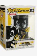 The Devil – Cuphead – Funko Pop 312