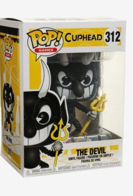 Copertina di The Devil – Cuphead – Funko Pop 312