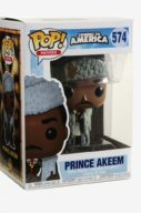 Prince Akeem – Coming to America – Funko Pop 574