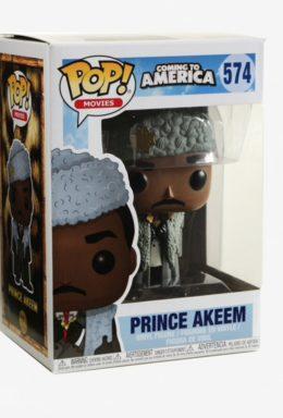 Copertina di Prince Akeem – Coming to America – Funko Pop 574