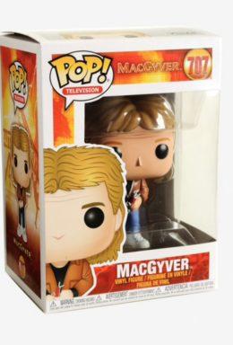 Copertina di MacGyver – MacGyver – Funko Pop 707