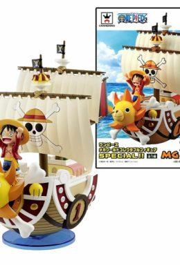 Copertina di One Piece Thousand Sunny Figure