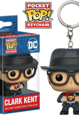 Copertina di Clark Kent – DC – Pocket Pop Keychain