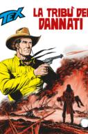 Tex n.708 – La Tribù dei Dannati