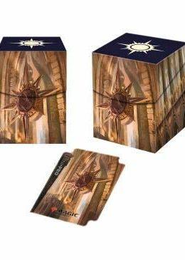 Copertina di Ultra Pro – MTG – Guilds of Ravnica – Orzhov Syndicate – Pro 100+ – Deck Box