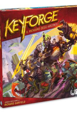 Copertina di Keyforge Starter Set