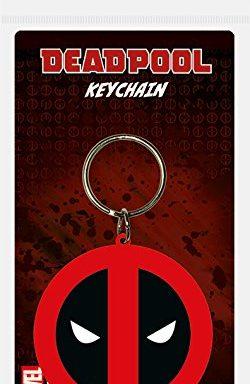 Copertina di Deadpool Keychain