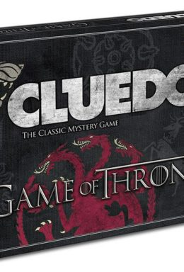 Copertina di Game Of Thrones Cluedo English Version