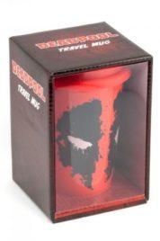Deadpool Splat Travel Mug