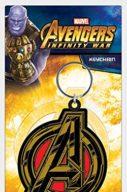 Marvel Avengers Infinity War Keychain