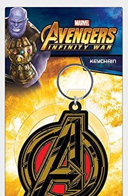 Copertina di Marvel Avengers Infinity War Keychain