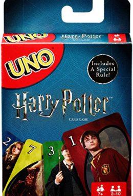 Copertina di UNO Harry Potter