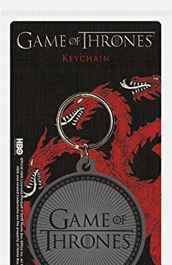 Copertina di Game of Thrones Keychain