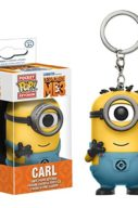 Carl – Despicable Me 3 – Pocket Pop Kaychain