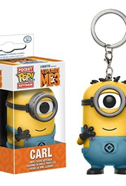 Copertina di Carl – Despicable Me 3 – Pocket Pop Keychain