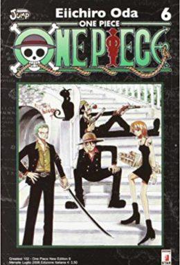 Copertina di One Piece New Edition n.6 – Greatest 102