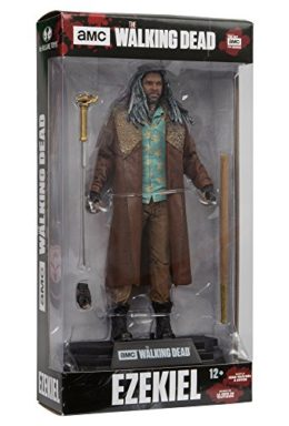 Copertina di The Walking Dead Tv Ezekiel Action Figure