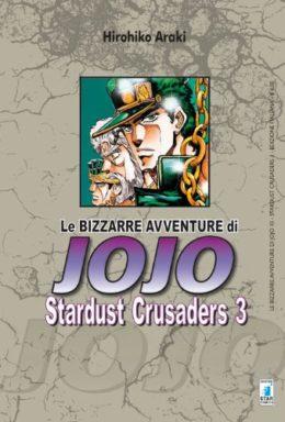 Copertina di Stardust Crusaders n.3 – Le bizzarre avventure di Jojo