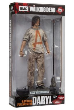 Copertina di The Walking Dead Savior Prisoner Daryl