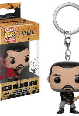 Copertina di Negan – The Walking Dead – Pocket Pop Keychain