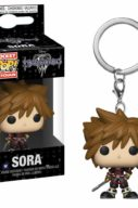 Sora – Kingdom Hearts – Pocket Pop Kaychain