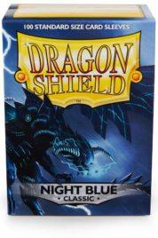 Dragon Shield – Classic Night Blue 100 pz – standard
