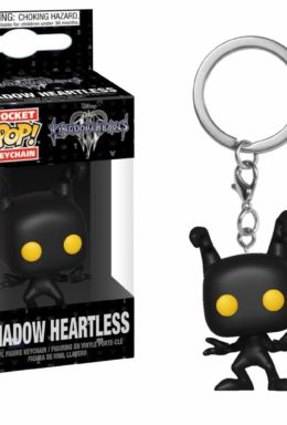 Copertina di Shadow Heartless – Kingdom Hearts – Pocket Pop Keychain