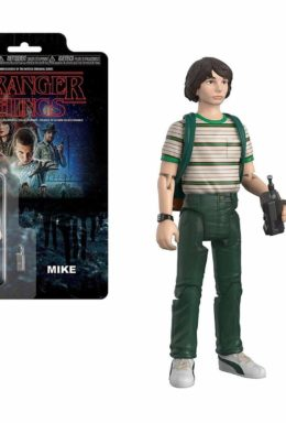 Copertina di Stranger Things – Collectibles Action Figures – Mike
