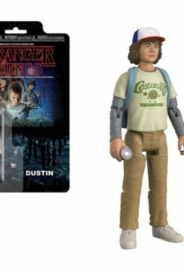 Copertina di Stranger Things – Collectibles Action Figures – Dustin