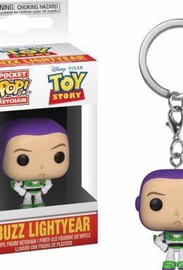 Copertina di Buzz Lightyear – Toy Story – Pocket Pop Keychain