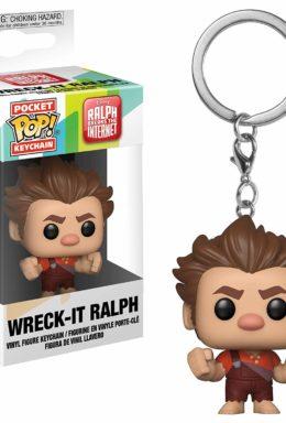 Copertina di Wreck-It Ralph – Ralph Breaks the Internet – Pocket Pop Keychain