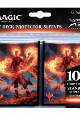 Copertina di Magic The Gathering Matte Deck Protector Sleeves – 100pz