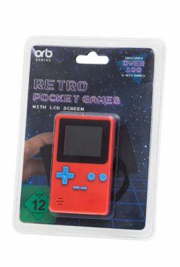 Copertina di Orb Retro Portable Console