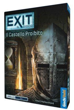 Copertina di EXIT – Il Castello Proibito