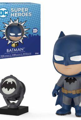 Copertina di DC Classic Batman 5 Star Figure