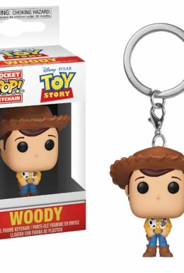 Copertina di Woody – Toy Story – Pocket Pop Keychain