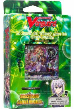 Copertina di Cardfight!! Vanguard – TD13