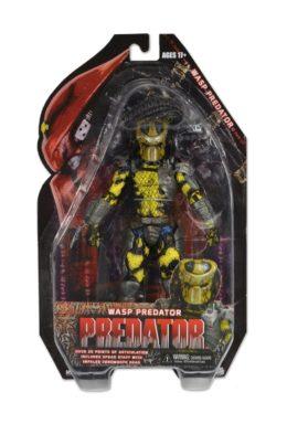 Copertina di Predators S.11 Wasp Action Figure
